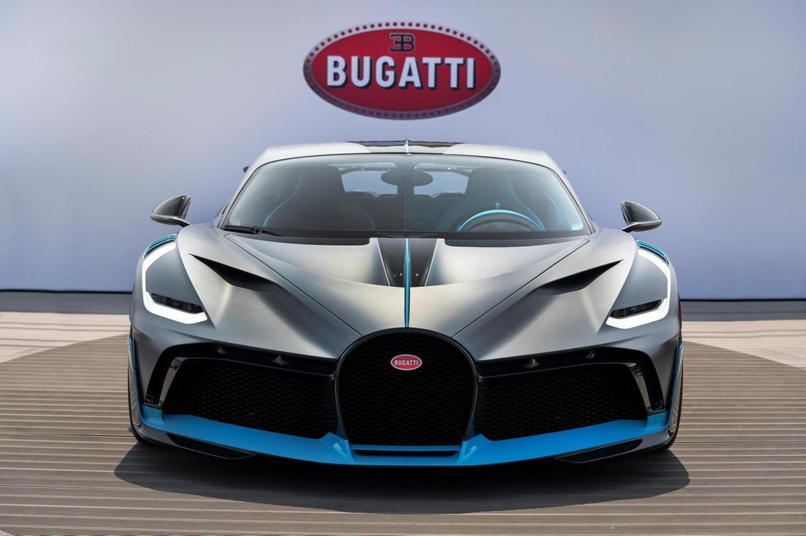 Conheça o Divo... a Mais Recente Bomba Da Bugatti Que Custa 5 Milhões De euros! 3