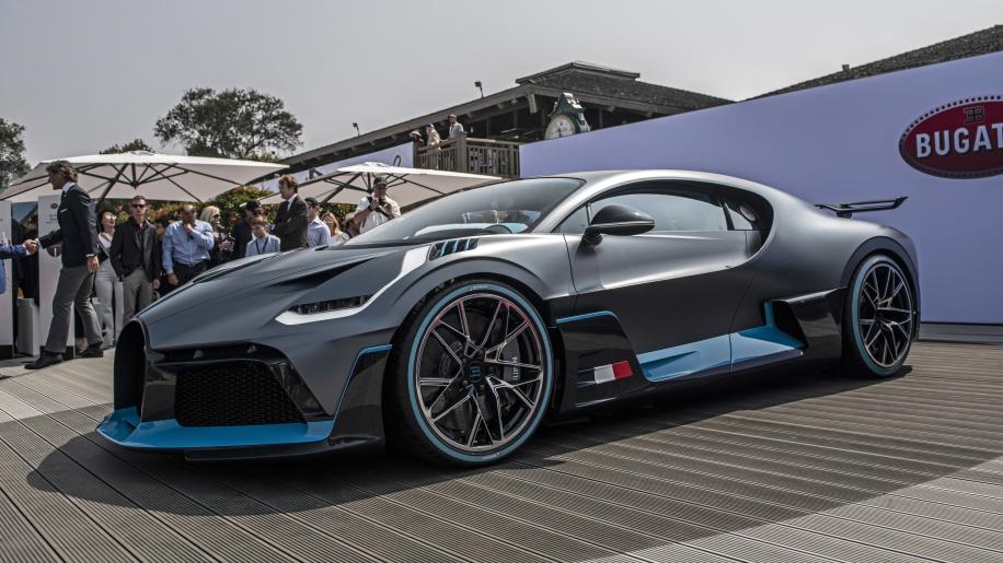 Conheça o Divo... a Mais Recente Bomba Da Bugatti Que Custa 5 Milhões De euros! 4