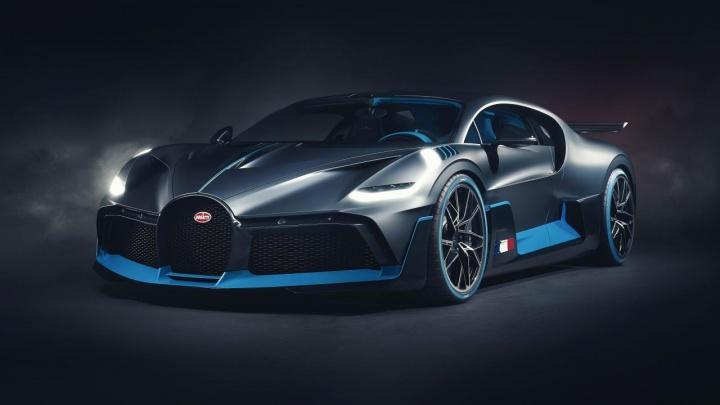 Conheça o Divo... a Mais Recente Bomba Da Bugatti Que Custa 5 Milhões De euros! 5
