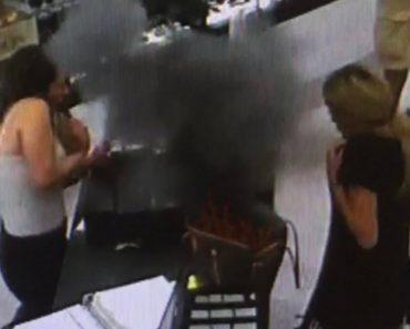 Cigarro Eletrónico Explode Inesperadamente No Interior Da Mala De Uma Mulher 9