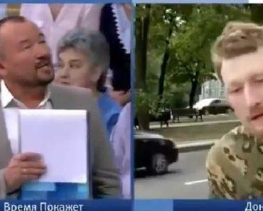 Jornalista Atacado Durante Direto Sobre Assassinato De Líder Separatista 1