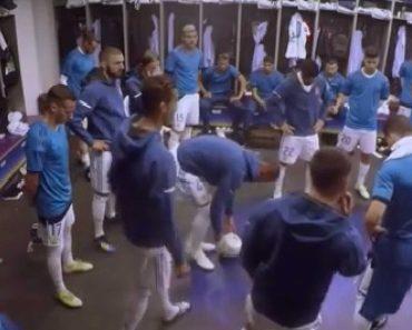 Reveladas As Palavras De Ronaldo No Balneário Antes Da Final Da Champions 1