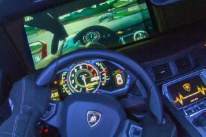 Dono De Lamborghini Transforma o Seu Luxuoso Carro Em Controlador Para Xbox 10