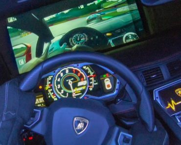 Dono De Lamborghini Transforma o Seu Luxuoso Carro Em Controlador Para Xbox 5