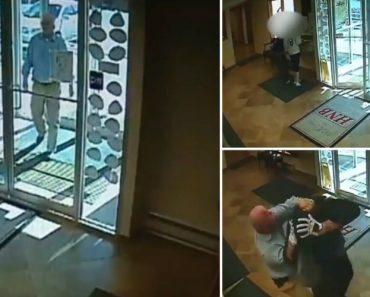 Senhor De 63 Anos Enfrenta Assaltante e Evita Assalto a Banco 2
