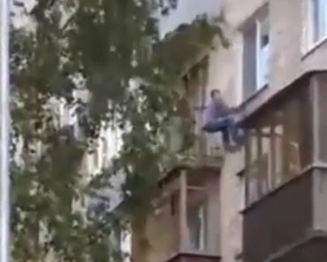 """Homem Embriagado Pensa Que é o """"Homem Aranha"""" e Acaba Detido Pela Polícia 6"""