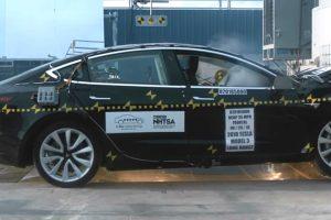 Vídeos Mostram Como Model 3 Da Tesla o Protege Em Caso De Acidente 7
