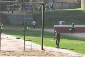 Espetacular Corrida De Obstáculos Dos Militares Chilenos 10