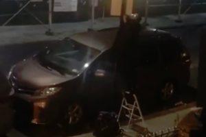 Automobilista Remove Sinal De Trânsito Para Poder Estacionar Em Local Proibido 9