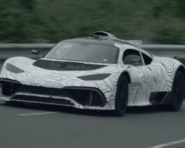 Mercedes-AMG One: A Formula 1 Vai Chegar Às Estradas 2