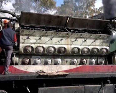 Veja Alguns Dos Maiores Motores Em Funcionamento 1