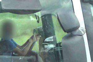 Homem Apanhado a Usar Dois Telefones Ao Mesmo Tempo Enquanto Conduzia 9