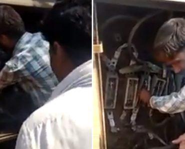 Qualquer Pequena Falha No Trabalho Deste Eletricista Poderá Significar a Sua Morte 7
