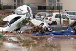 Ilha De Maiorca Atingida Por Chuvas Torrenciais Assustadoras 9