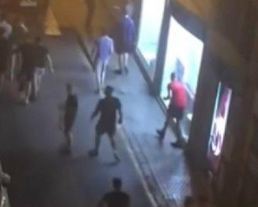"Hooligans Ingleses Deixam Sevilha Em ""Alerta vermelho"" 2"