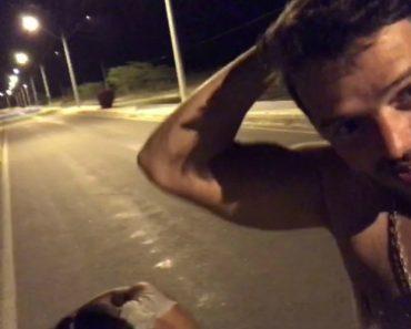 Como Um Homem Embriagado Deixa Uma Rua Inteira Às Escuras 6