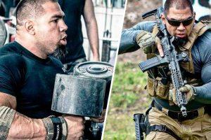 O Treino De Um Agente Da SWAT Que Deixa Qualquer Um De Boca Aberta 10