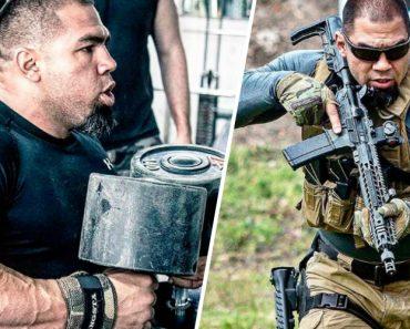 O Treino De Um Agente Da SWAT Que Deixa Qualquer Um De Boca Aberta 5