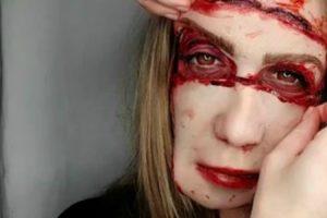 Esta é Provavelmente a Mais Aterradora e Realista Máscara De Sempre 10