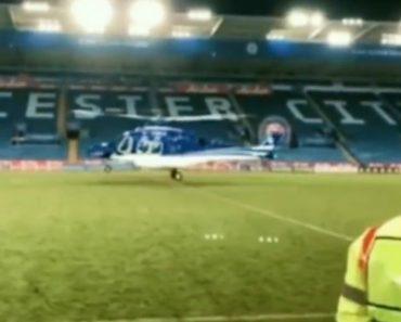 Uma Viagem Trágica: Novo Vídeo Mostra Queda Do Helicóptero De Dono Do Leicester 1