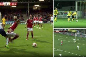 Os Momentos Mais Divertidos e Caricatos Do Futebol Feminino 10