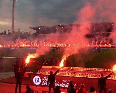 Clube Da Terceira Divisão Alemã Despediu-se Assim Do Seu Estádio 3