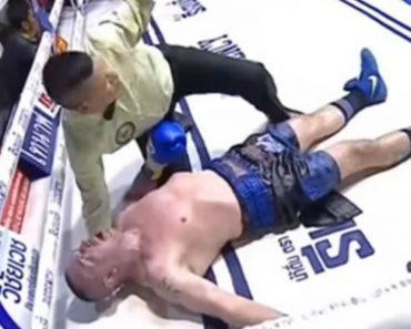 7 Vezes Campeão Mundial De Muay Thai: Daghio Morre Após KO Brutal 8