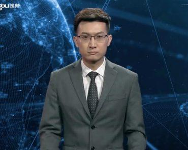 Notícias Na China Serão Lidas Por Pivot De Inteligência Artificial 2