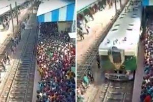 A Loucura Que é Ter De Andar De Comboio Na Índia 7