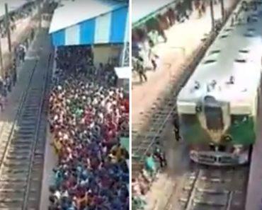 A Loucura Que é Ter De Andar De Comboio Na Índia 3