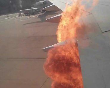 Este é o Tipo De Situação Que Nenhum Passageiro Gosta De Ver Antes Do Avião Levantar Voo 9