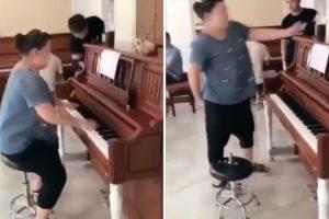 Banco Arruína Peça Musical De Pianista Com Dolorosa Experiência 23