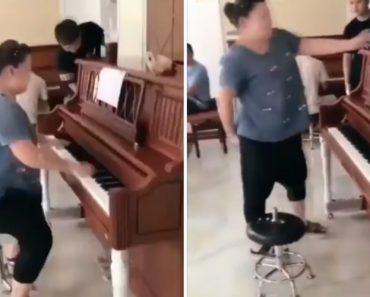 Banco Arruína Peça Musical De Pianista Com Dolorosa Experiência 9