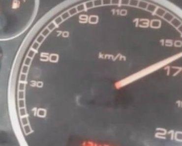 Pai Incentiva Filho Menor a Conduzir a Alta Velocidade e Acabam Detidos Pela Polícia 9