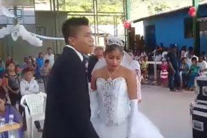 Imagens Revelam Um Dos Casamentos Mais Tristes Do Mundo 8