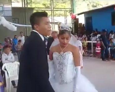 Imagens Revelam Um Dos Casamentos Mais Tristes Do Mundo 2