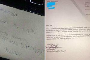 Menino De 7 Anos Escreve Carta Ao Pai Que Faleceu e Recebe Resposta 34