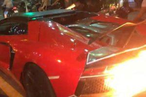 Condutor De Lamborghini Quase Fica Sem Carro Após Abusar Do Acelerador 9