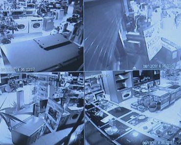 Loja De Eletrodomésticos Assaltada Na Póvoa De Varzim 1