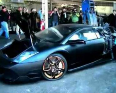 O Que Faz o Governo De Taiwan Aos Carros Com Matrículas Falsas, Mesmo Que Seja Um Luxuoso Lamborghini 7