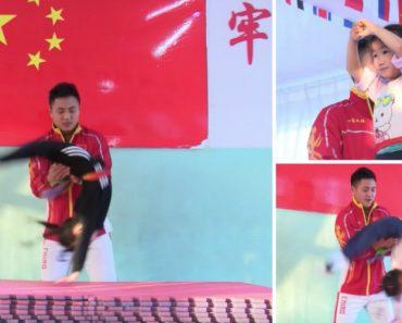 Assim São Preparados Desde Pequenos Os Futuros Ginastas Chineses 6