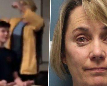 Professora Detida Por Cortar o Cabelo a Aluno à Força 4