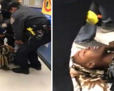 Polícia Tenta Retirar Bebé De Braços Da Mãe Em Gabinete De Apoio Social 8