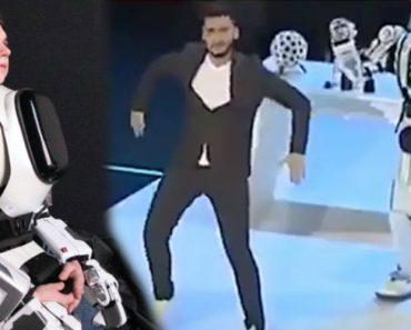 A Fraude Do Robô Russo Altamente Avançado Que Sabia Falar e Dançar 4