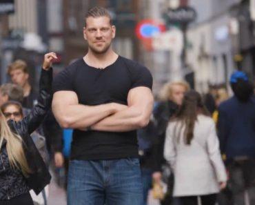 Bodybuilder Mais Alto Do Mundo Mostra Como Ganhou 70kg De Músculo 2