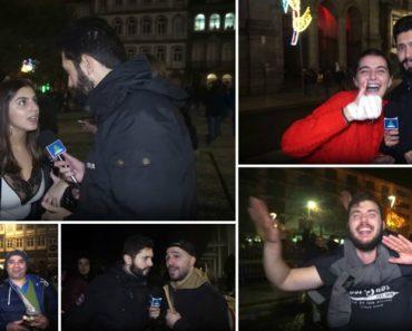 Ricardo Cardoso Visita a Loucura Da Noite Do Pinheiro Em Guimarães 6
