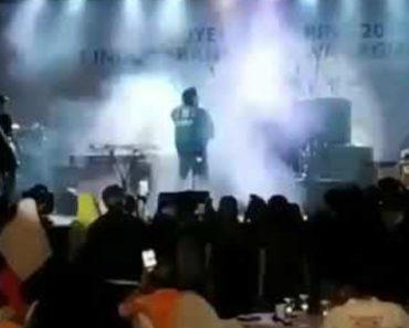 Banda Foi Surpreendida Em Pleno Concerto Por Tsunami Na Indonésia 9