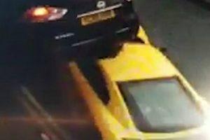 Impressionante Momento Em Que Carro Quase Capota Ao Ser Violentamente Atingido Por Descontrolado Audi R8 9