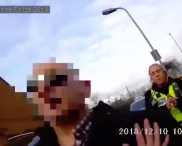 Polícia Divulga Vídeo De Agressão a Duas Agentes e Deixa Aviso 1