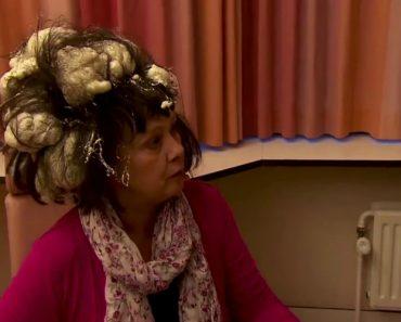 Polícia Não Consegue Conter o Riso Ao Ver Mulher Que Confundiu Mousse De Cabelo Com Mousse De Poliuretano 2